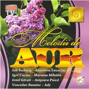 Melodii de Aur. Vol. 6 [Audio CD]