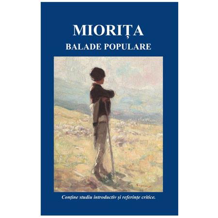 Miorița. Balade Populare