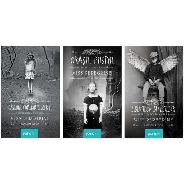 Miss Peregrine (Toate 3 volume)