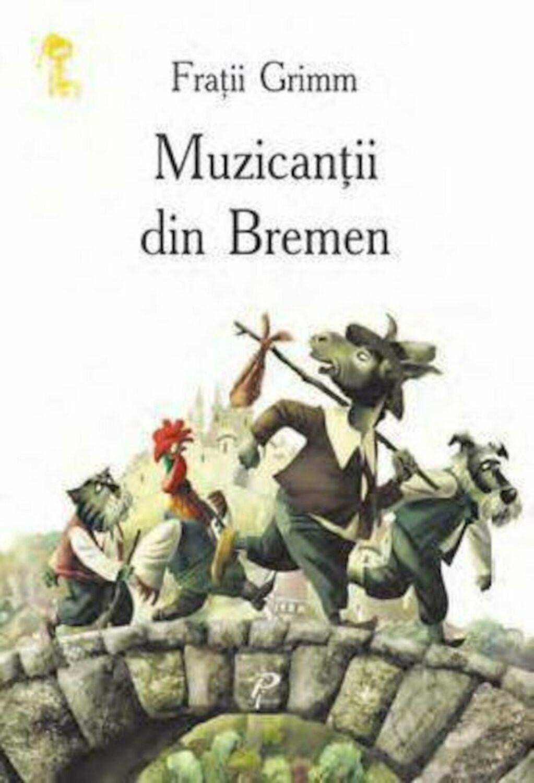 Învăț să Citesc - Muzicanții din Bremen