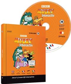 Muzzy. Curs multilingvistic pentru copii (Carte, DVD și CD). Vol. 26