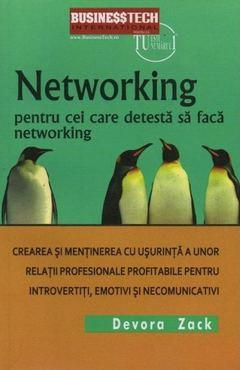 Networking pentru cei care detestă să facă networking