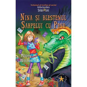 Nina și Blestemul Șarpelui cu Pene. Vol.3