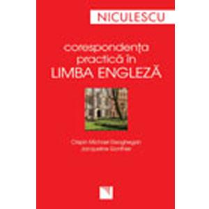 Corespondența - Practica în limba engleză