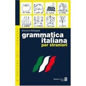 Nuovo Grammatica Italiana Per Stanieri