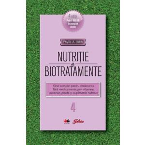 Nutriţie şi Biotratamente. Vol. 4