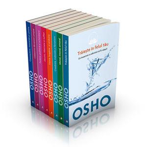 """Colecția """"OSHO"""" în 10 Volume [Pachet Promoțional]"""