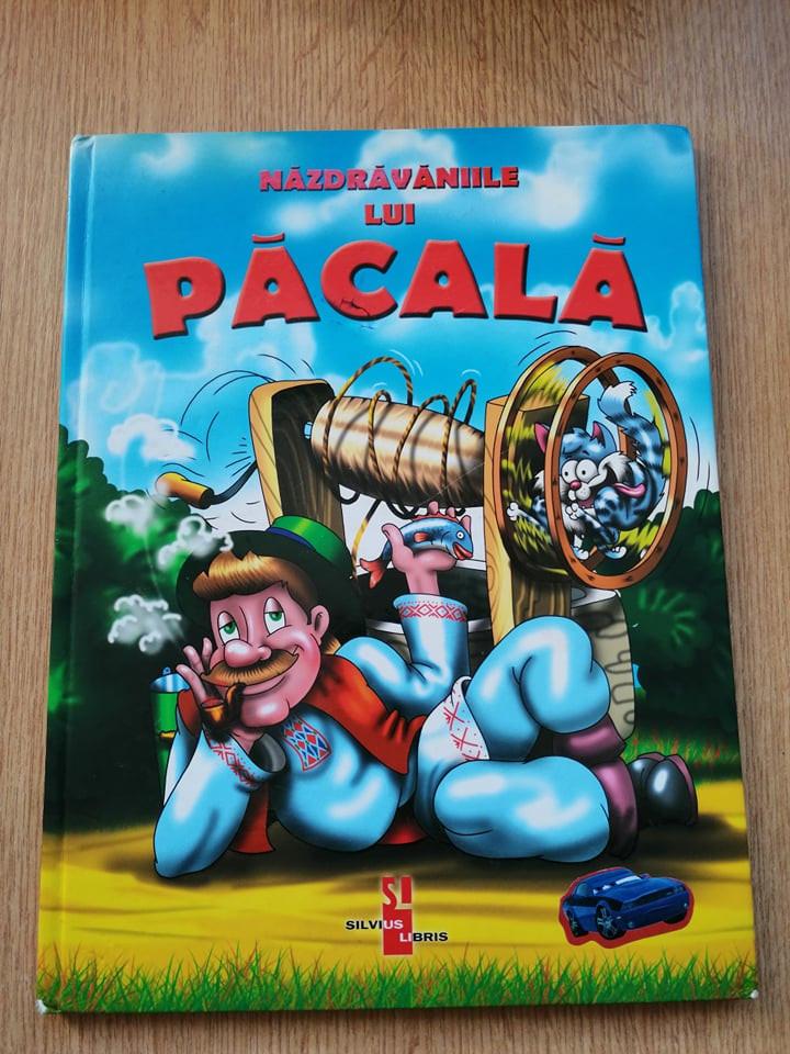 Nazdravaniile lui Pacala. Nr.4.