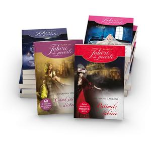 """Colecția """"Iubiri de Poveste"""". Pachet 2 (15 cărți)"""