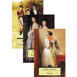 Pachet: Jane Austen [Pachet Promoțional]