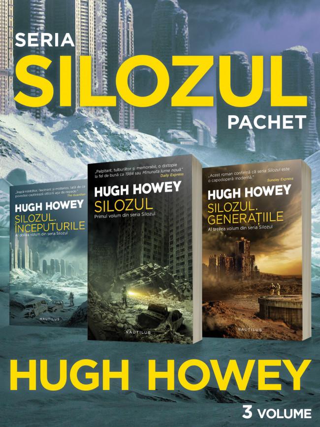 Pachet Silozul. 3 Volume