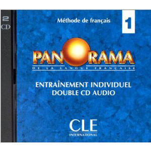 Panorama 1  Entrainement individuel (double CD audio)