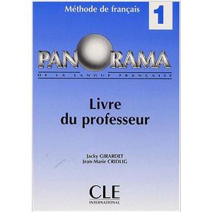 Panorama 1  Méthode de français (livre du professeur)