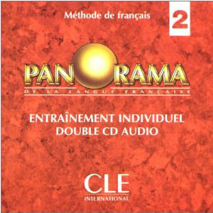 Panorama 2  Méthode de français (double CD audio)