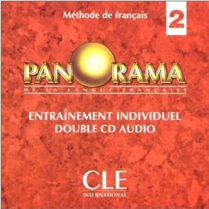 Panorama 2  Méthode de français (double CD audio)