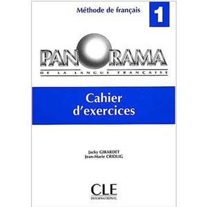 Panorama de la langue française, niveau 1  cahier d'exercices