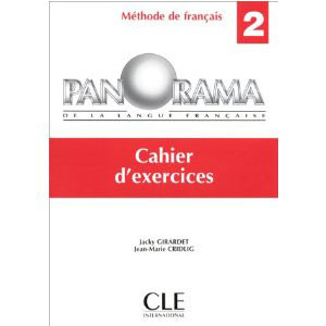 Panorama, 2  méthode de français. Cahiers d'exercices