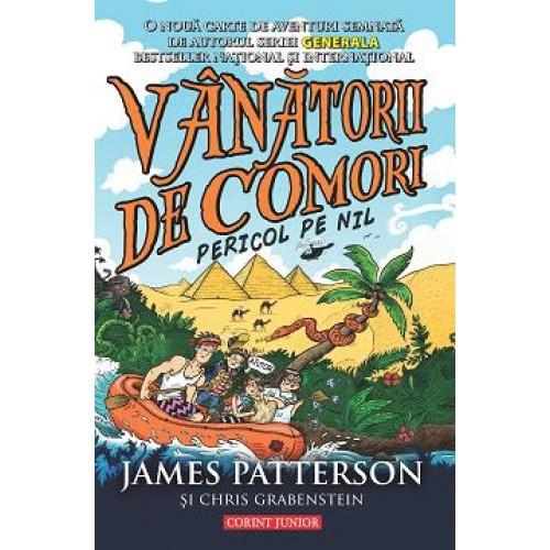 Vanatorii De Comori Vol.2: Pericol Pe Nil