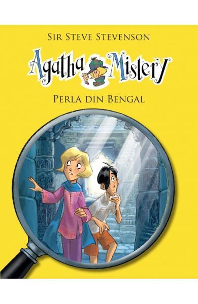 Agatha Mistery: Perla din Bengal