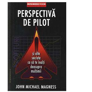 Perspectivă de Pilot și alte Secrete ca sa te Înalți Deasupra Mulțimii