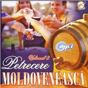 Petrecere Moldovenească. Vol. 8 [MP3 CD]