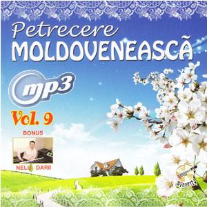 Petrecere Moldovenească. Vol. 9 [MP3 CD]