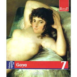 Pictori de geniu, Vol. 07. Viața și opera lui Goya