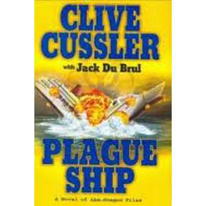 Plague Ship A Novel of the Oregon Files
