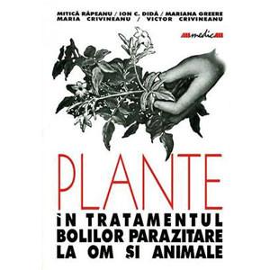 Plante în Tratamentul Bolilor Parazitare la Om şi Animale