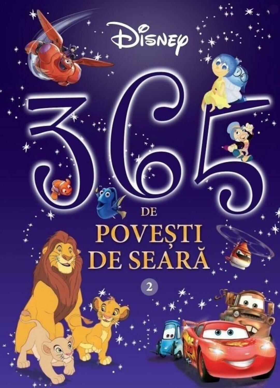 Disney. 365 de povesti de seara. Vol. 2
