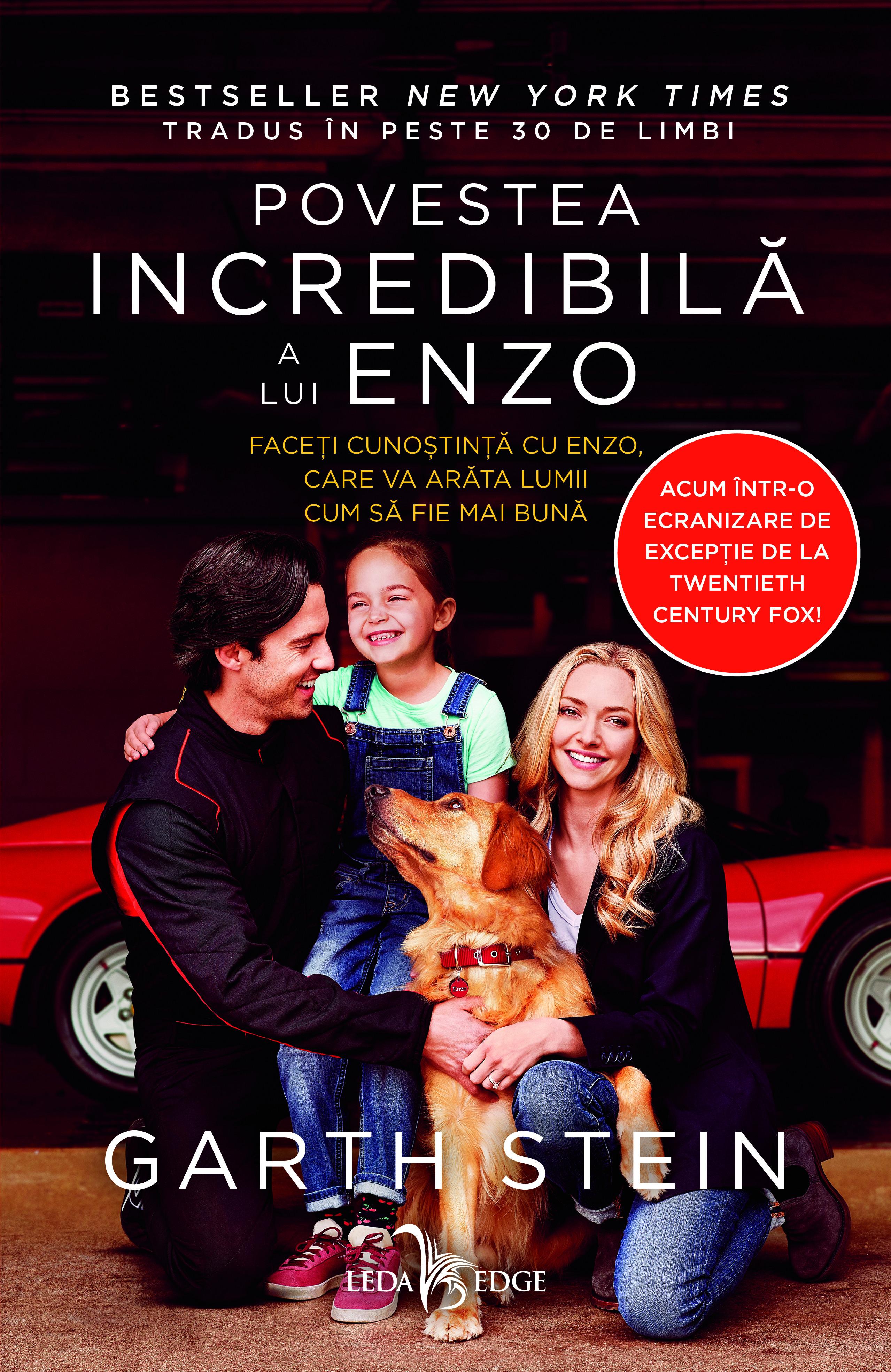 Povestea incredibilă a lui Enzo