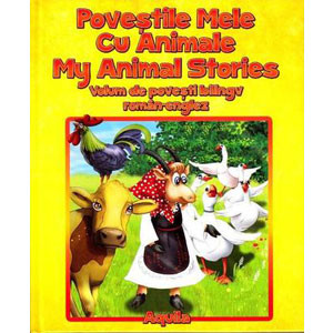 Poveștile mele Cu Animale. My Animal Stories