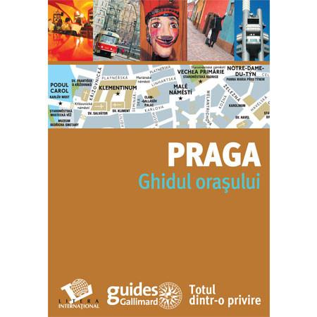 Praga. Ghidul oraşului