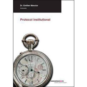Protocol Instituțional