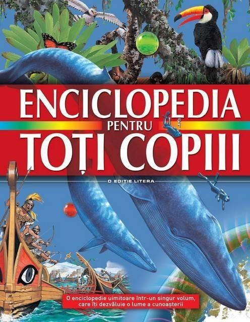 Enciclopedia pentru toți copii