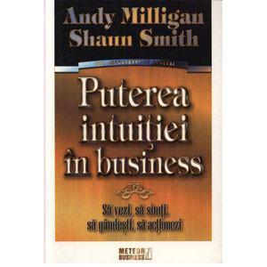 Puterea Intuiției în Business. Să Vezi, să Simți, să Gândești, să Acționezi