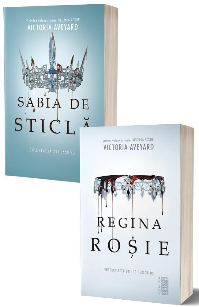 Regina roșie (Vol.1 și 2)