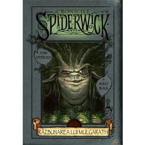 Răzbunarea lui Mulgarath. Vol.5 Cronicile Spiderwick