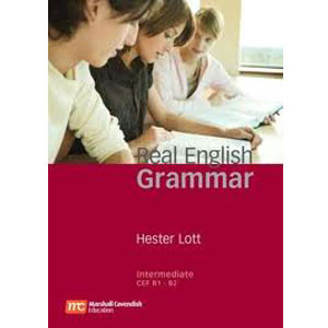 Real English Grammar Book & CD