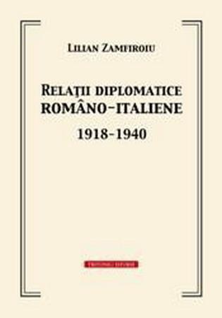 Relații diplomatice româno-italiene 1918-1940