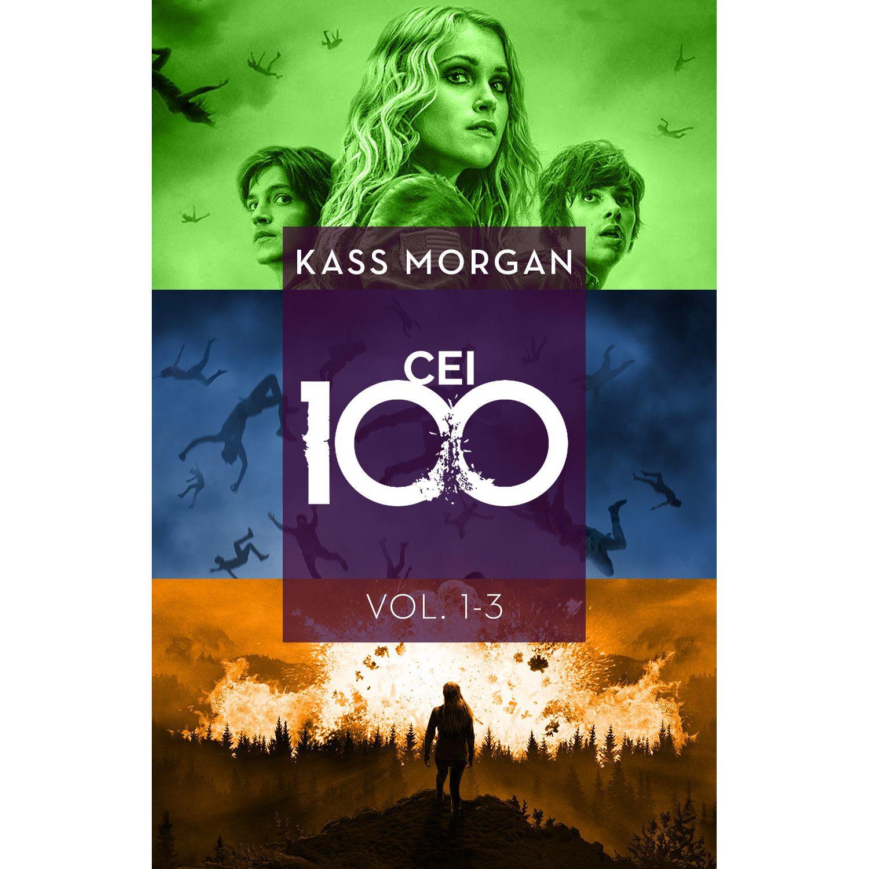 Cei 100 set 3 cărți
