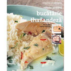 Reţete pentru Bucătărie Thailandeză