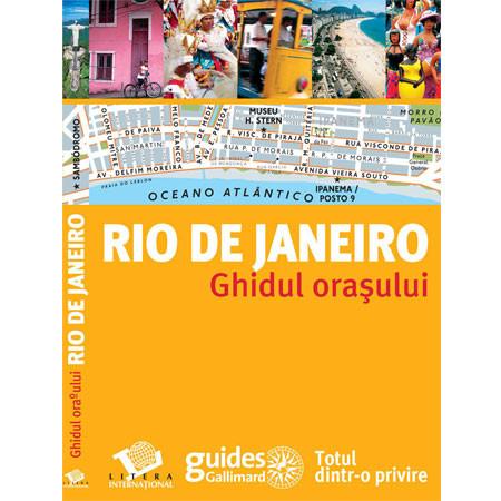Rio de Janeiro. Ghidul oraşului