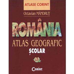 România. Atlas Geografic Școlar. Ediția a VII-a