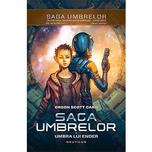Saga Umbrelor. Umbra lui Ender, Vol. 1