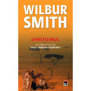 Sanctuarul.Vol. 3 din Saga Familei Courtney