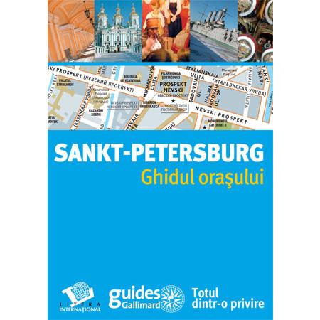 Sankt Petersburg. Ghidul oraşului