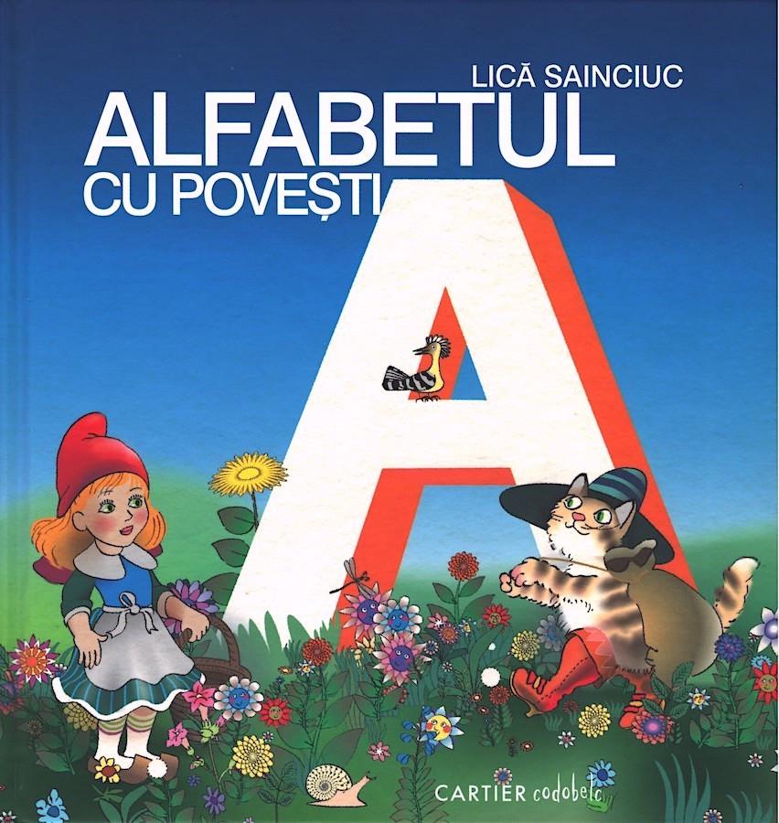 Alfabetul cu Povești