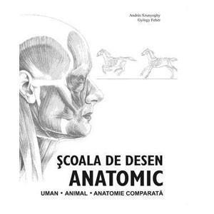 Școala de desen anatomic