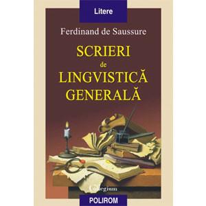 Scrieri de Lingvistică Generală